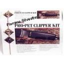 Kit máquina cortapelo de lujo profesional peluqueria canina
