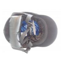 Casco homologado con cinta talla 61