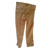 Pantalón color beige de niño talla 32