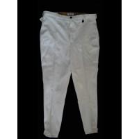 Pantalón blanco de hombre talla 46