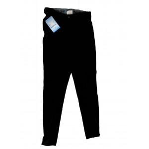 Pantalón negro de hombre talla 42