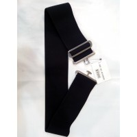 Cincha negra 90cm