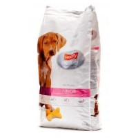 Pack 3+1 Wooffy Premium Junior 3kg