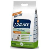 Affinity Advance Sterilized Cat con Pavo 15 kg