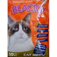 Blacky Cat Menu 10kg