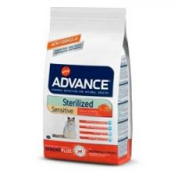 Advance Cat Sterilized Sensitive con Salmón 10kg