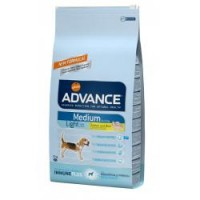 Advance Medium Light Pollo 3 kg