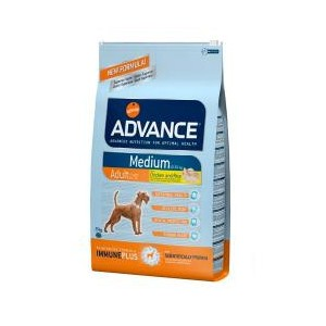 Advance Medium Adult Pollo 14 kg