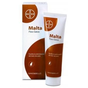 Malta Gatos Sano y Bello