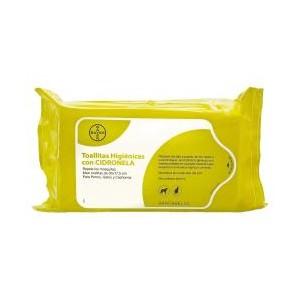 Bayer toallitas cidronela Sano y Bello