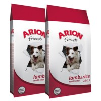 Arion Friends Multi-Vital 28/13 Cordero y Arroz 2x15Kg