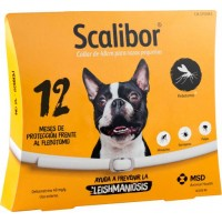 Collar antiparasitos Para perro Scalibor 48cms