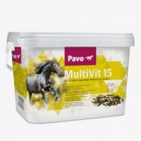Pavo MultiVit15 3 kg