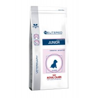 VCN Dog Neut Junior 10kg