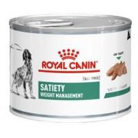 VHN Dog Wet Satiety Support Weight Manag. 195Gr (12uds)