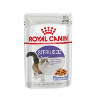 FHN Wet Sterilised In Jelly 85gr (12uds)