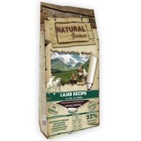 Natural Greatness Receta Sensitive Cordero 12kg