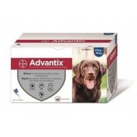 Pipetas Advantix para perros de más de 25 kg